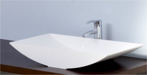 Neptune Counter Top Basin On Unit